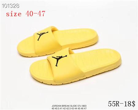 Jordan Sandals