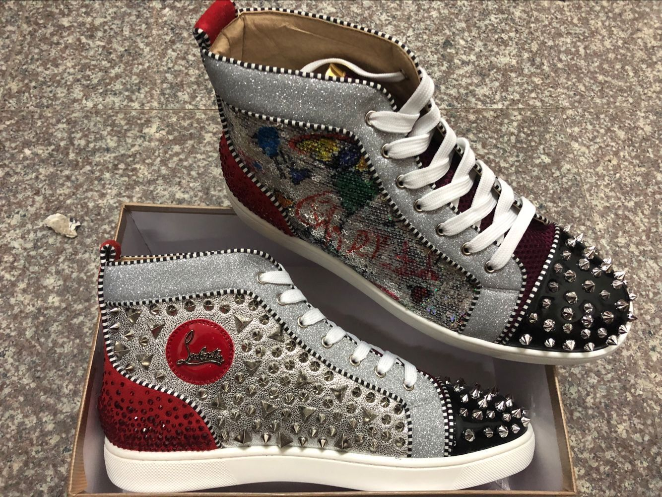 CL shoes