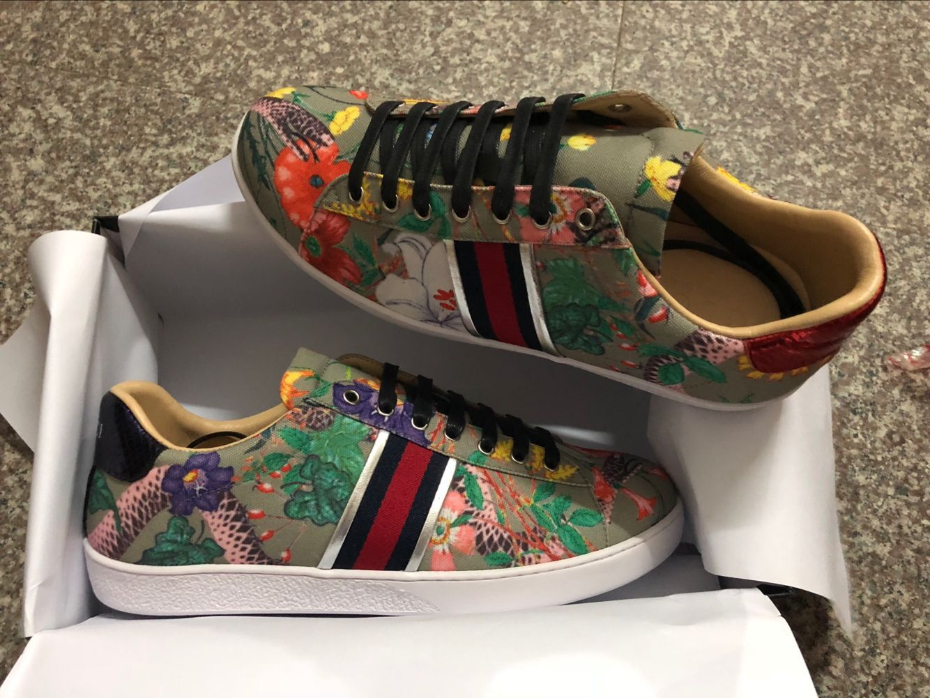 Gucci low